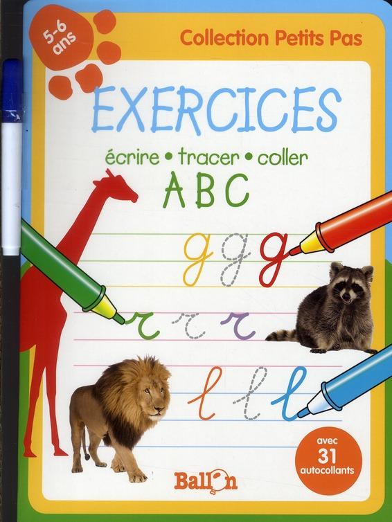 ABC ; 5-6 ans