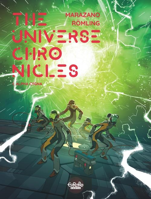The Universe Chronicles - Volume 1 - Alpha Cygna