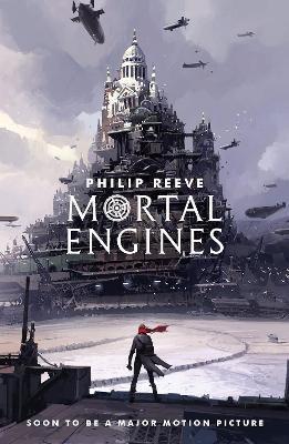 Mortal Engines Quartet 1 Mortal Engines