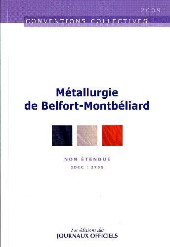 Métallurgie de Belfort-Montbéliard