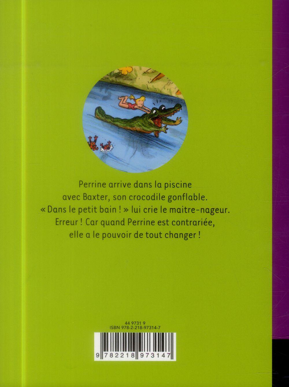 Ribambelle ; aventure à la piscine ; CP ; série violette (édition 2014)