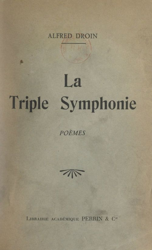 La triple symphonie