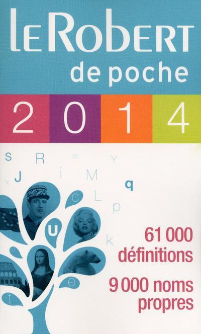 Le Robert De Poche (Edition 2014)