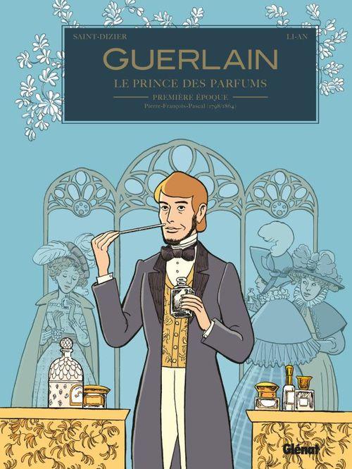 Guerlain - Tome 01  - An Li  - Pierre-Roland Saint-Dizier