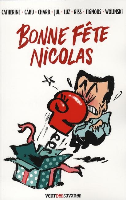 Bonne fête Nicolas