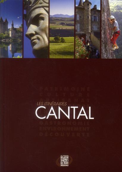 Les itinéraires Cantal