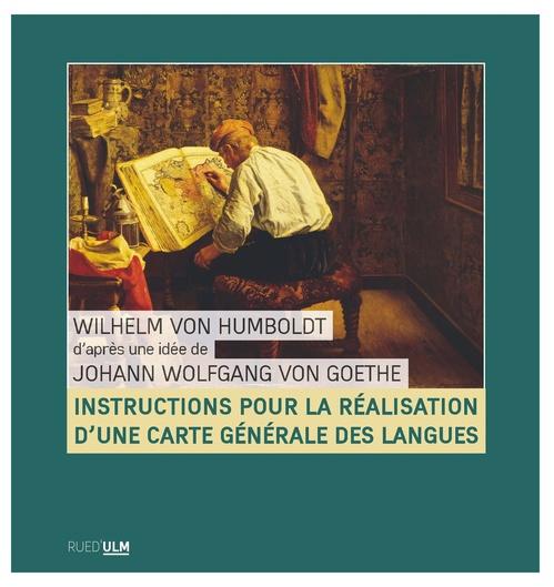 Instructions pour la réalisation d'une carte générale des langues