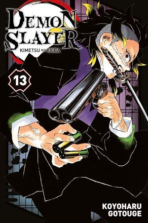 Demon slayer T.13