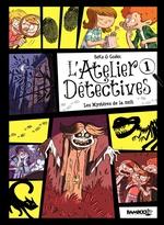 Vente EBooks : Ateliers détectives - Les mystères de la nuit  - BeKa