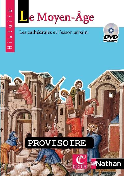Dvd Le Moyen Age