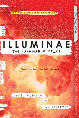 ILLUMINAE - THE ILLUMINAE FILES