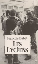Vente Livre Numérique : Les lycéens  - PATRICK CINGOLANI - Olivier COUSIN - François DUBET - Jean-Philippe Guillemet