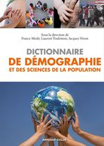 Vente Livre Numérique : Dictionnaire de démographie et des sciences de la population  - Ined