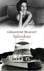 Vente Livre Numérique : Splendour  - Géraldine Maillet
