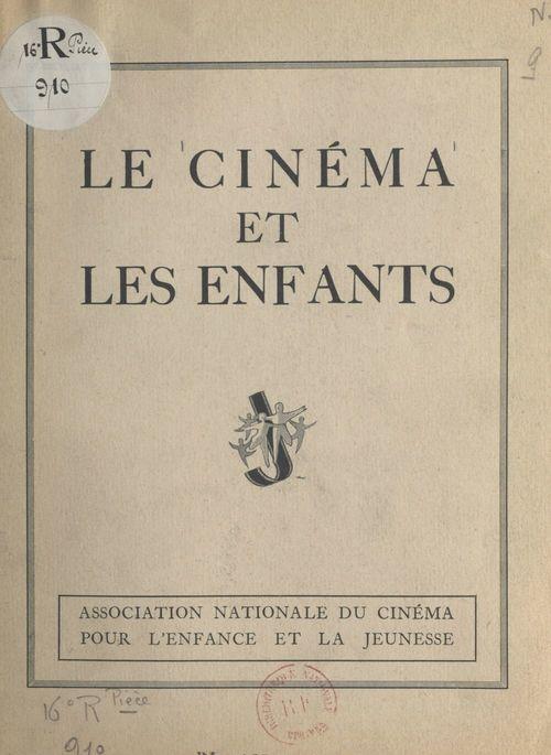 Le cinéma et les enfants