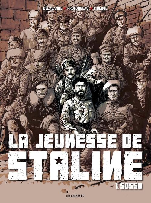 La jeunesse de Staline T.1 ; Sosso