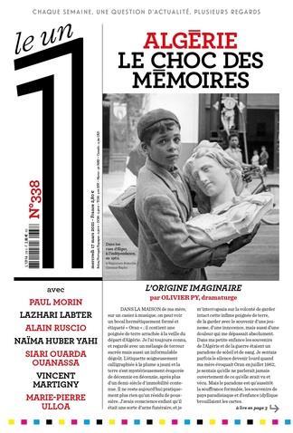 LE 1 n.338 ; Algérie, le choc des mémoires