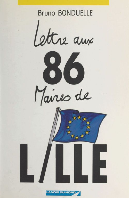 Lettre aux 86 maires de Lille