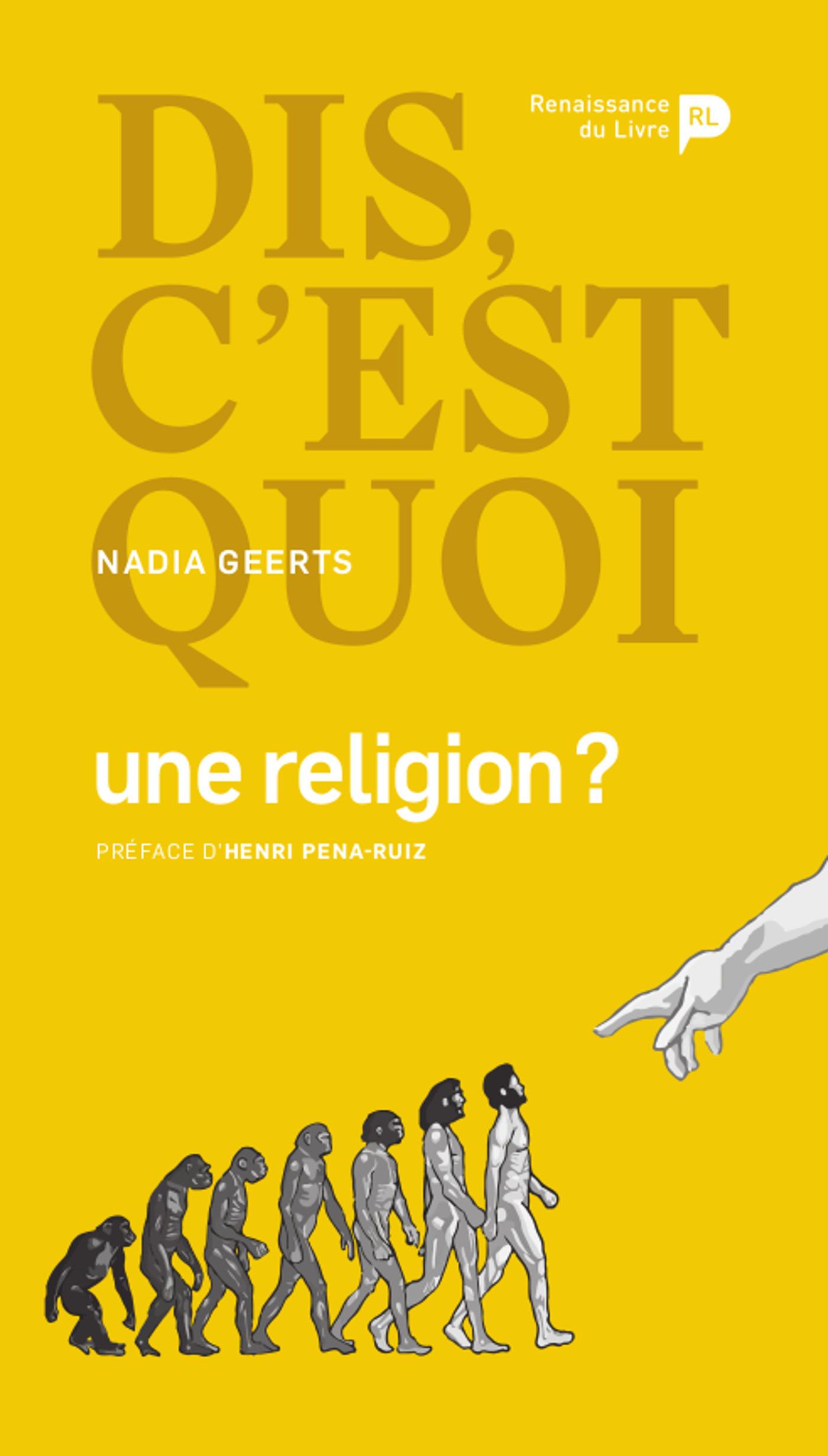 Dis, c´est quoi une religion ?