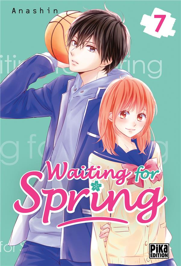 waiting for spring t.7