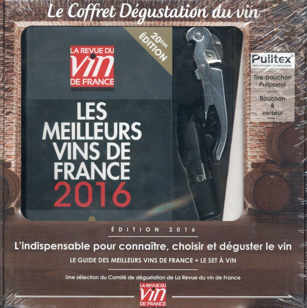 Dégustation du vin (édition 2016)