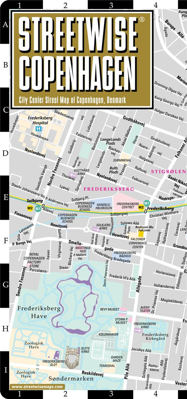 PLAN STW COPENHAGUE