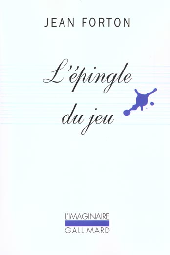 L'EPINGLE DU JEU