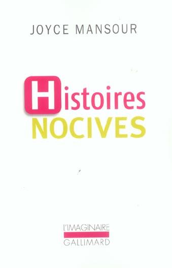 HISTOIRES NOCIVES