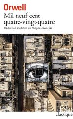 Vente EBooks : Mil neuf cent quatre-vingt-quatre  - George Orwell