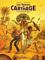 Couverture de Les Voleurs De Carthage - Tome 1 - Le Serment Du Tophet
