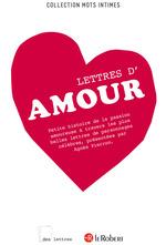 Vente Livre Numérique : Lettres d'amour  - Agnès Pierron