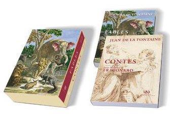 La Fontaine ; contes et fables ; 400e anniversaire