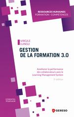 Vente Livre Numérique : Gestion de la formation 3.0  - Virgile Lungu