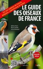 Le guide des oiseaux de France  - Julien Norwood