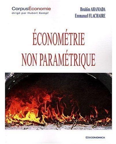 Econometrie Non-Parametrique