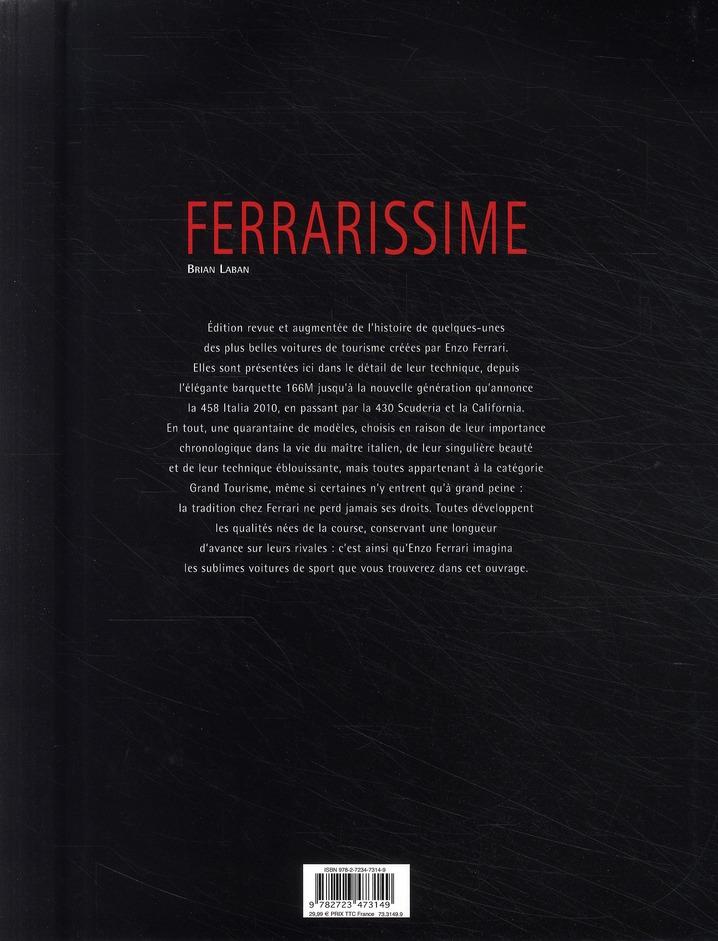 Ferrarissime (édition 2009)