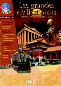 Les grandes civilisations ; Moyen Orient, Europe, Asie