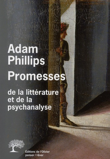 Promesses ; de la psychanalyse et de la littérature
