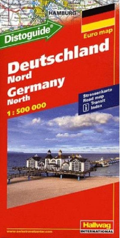 Allemagne nord dg 1/500 000