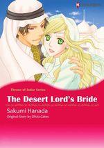 Vente Livre Numérique : Harlequin Comics: Throne Of Judar - Tome 2 : The Desert Lord's Bride  - Sakumi Hanada - Olivia Gates