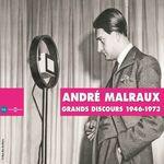 Vente AudioBook : Grands discours d'André Malraux 1946-1973