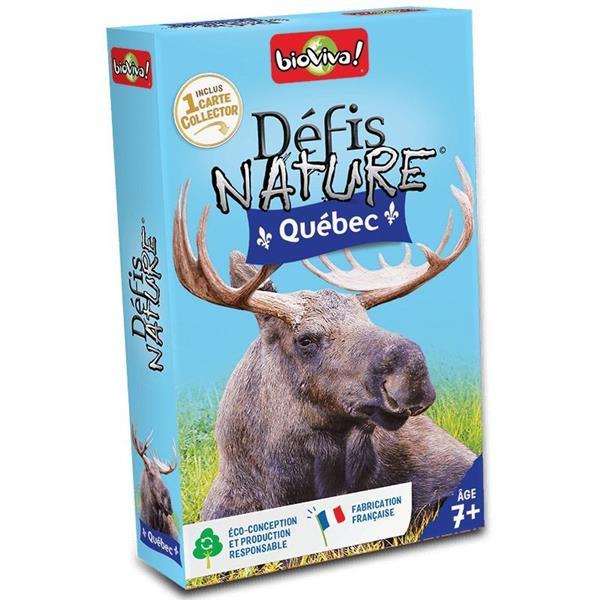 Défis nature ; Québec