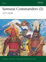 Vente EBooks : Samurai Commanders (2)  - Stephen Turnbull