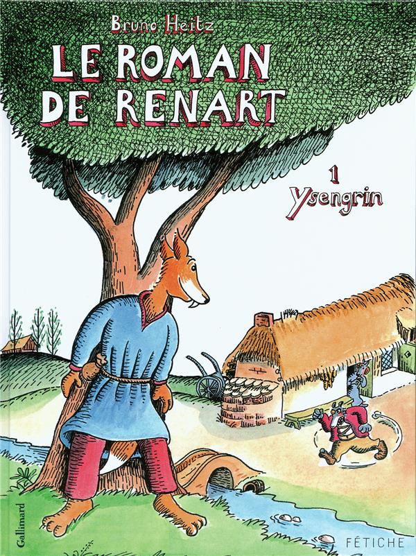 Le roman de Renart t .1 ; Ysengrin
