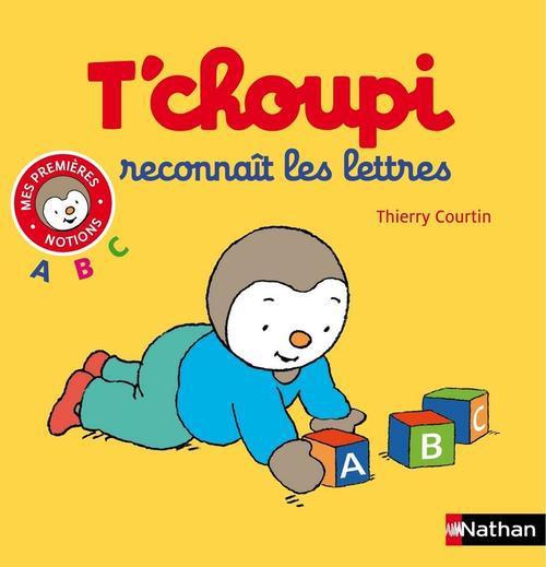 T'Choupi Reconnait Les Lettres