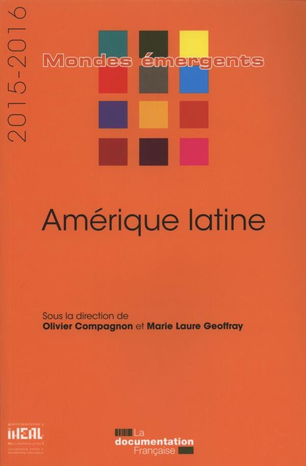 Amérique latine (2015-2016)