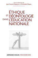 éthique et déontologie dans l'éducation nationale