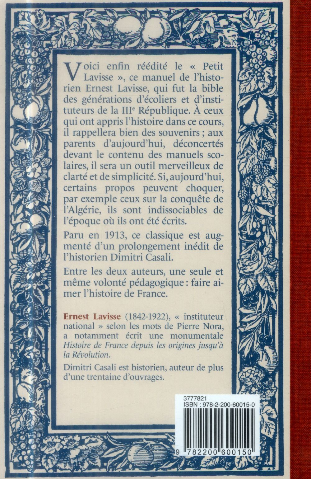 Histoire de France ; de la Gaule à nos jours