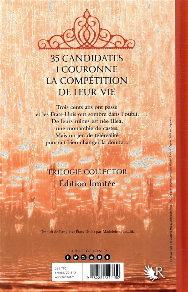 La sélection ; COFFRET T.1 A T.3
