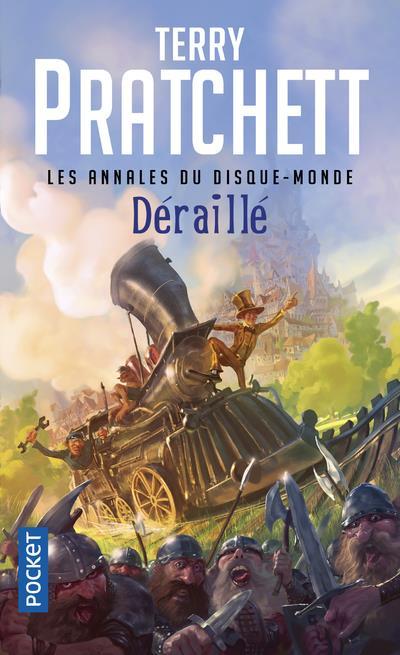 LES ANNALES DU DISQUE-MONDE T.35  -  DERAILLE PRATCHETT, TERRY